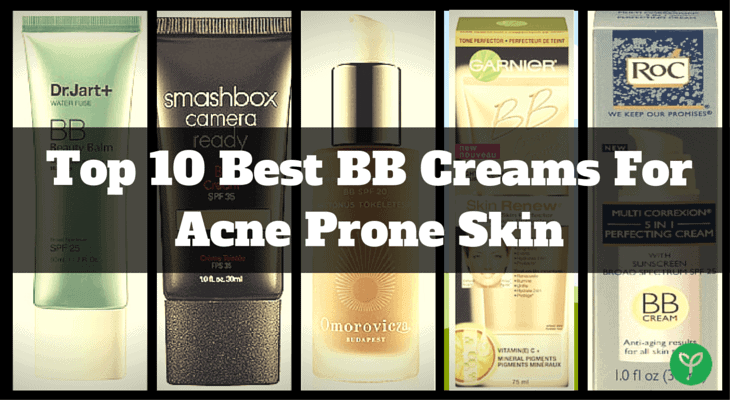 Best BB Creams For Oily And Acne-Prone Skin recommendations