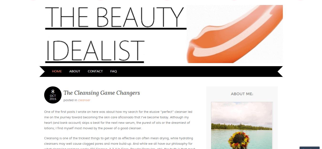 The Beauty Idealist