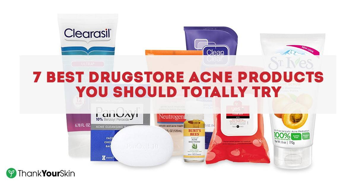 best drugstore acne products   november 2017 reviews and
