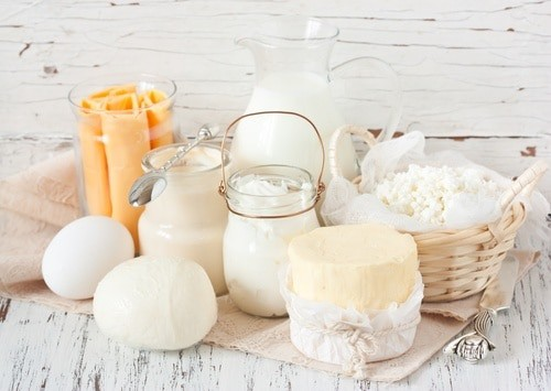 Eliminate Dairy Products to Treat Acne