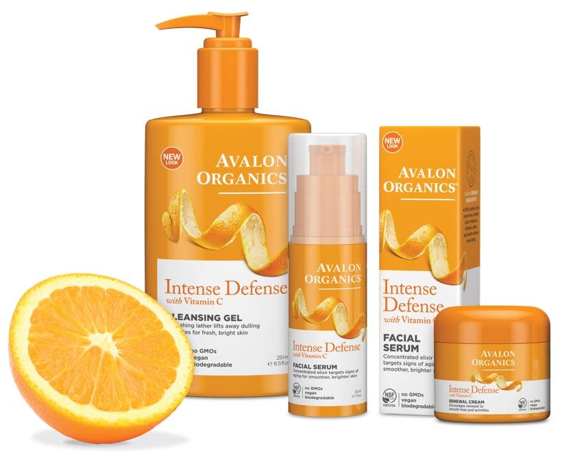Avalon Organics Intense Defense with Vitamin C Facial Serum Review