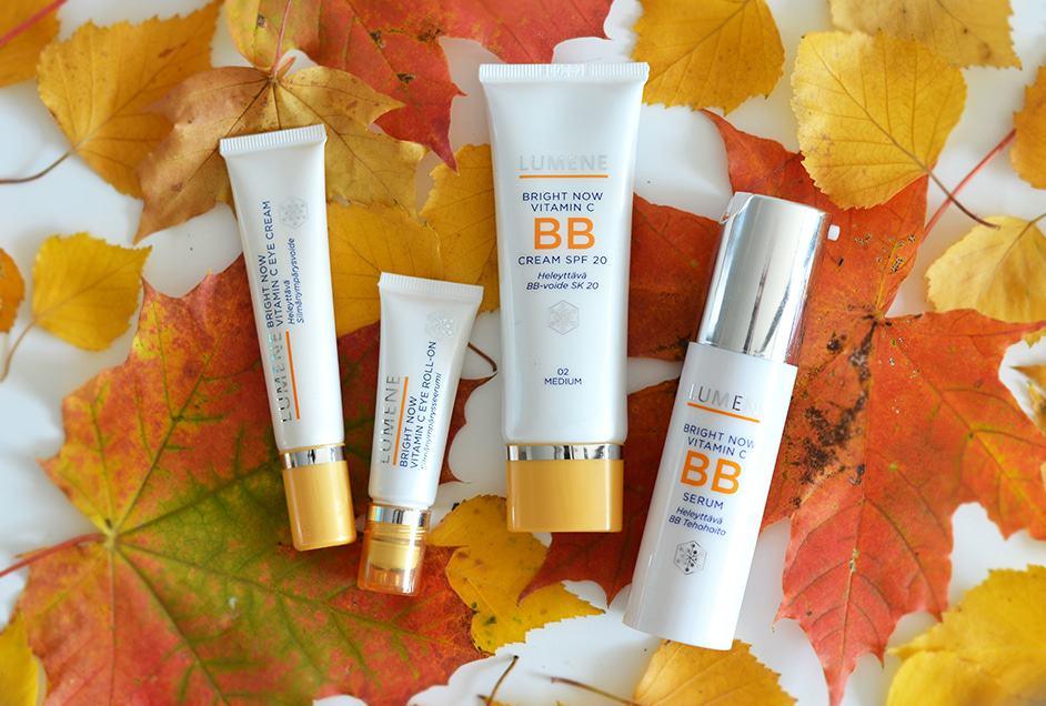 Lumene Bright Now Vitamin C BB Serum Review