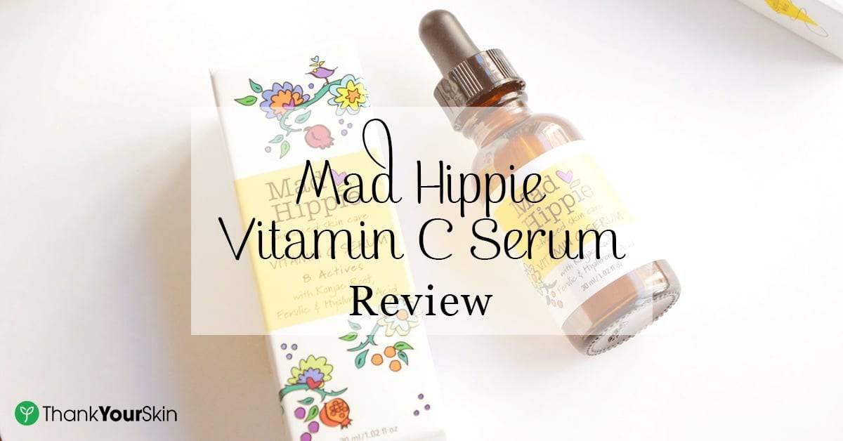 Mad Hippie Vitamin C Serum Review
