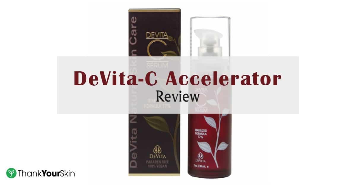 DeVita-C Accelerator Review