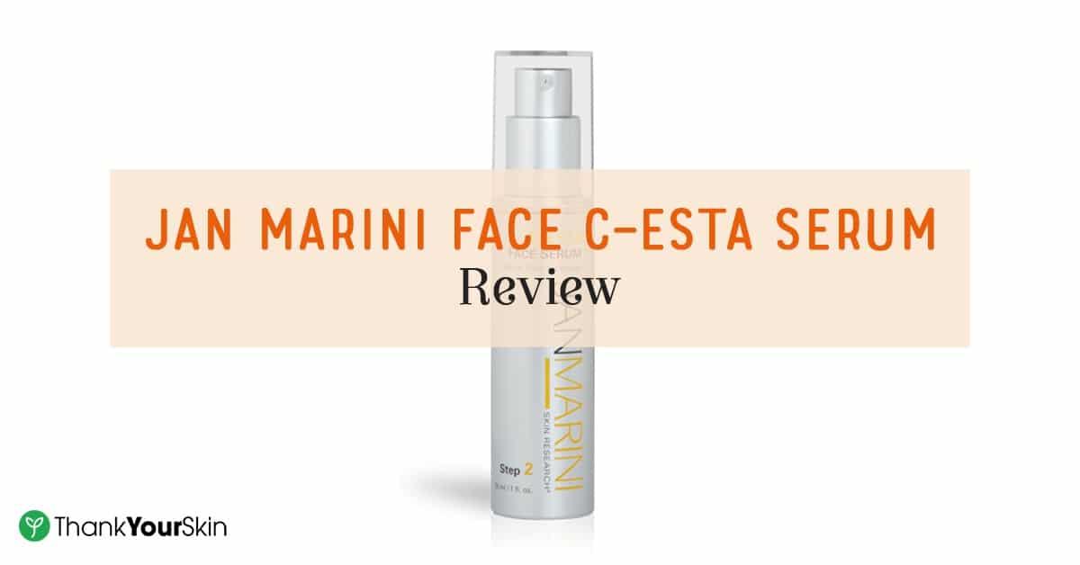 Jan Marini Face C-esta Serum Review