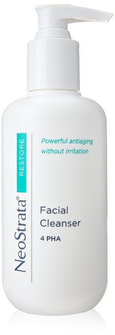 Cleansers for Rosacea review - NeoStrata's Facial Cleanser PHA 4