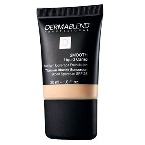 Best Makeup For Rosacea review - Dermablend Smooth Liquid Camo Foundation
