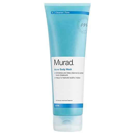 Best Products For Acne Prone Skin - Murad Acne Complex Acne Body Wash