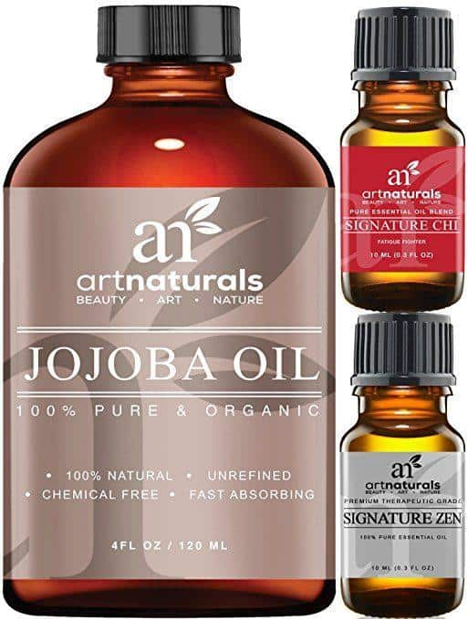 Top picks Products For Acne Prone Skin - ArtNaturals Organic Jojoba Oil