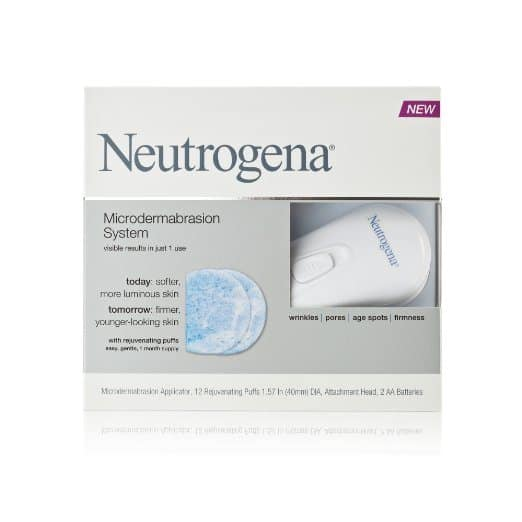 Best Home Microdermabrasion Machine Reviews - Neutrogena Microdermabrasion System