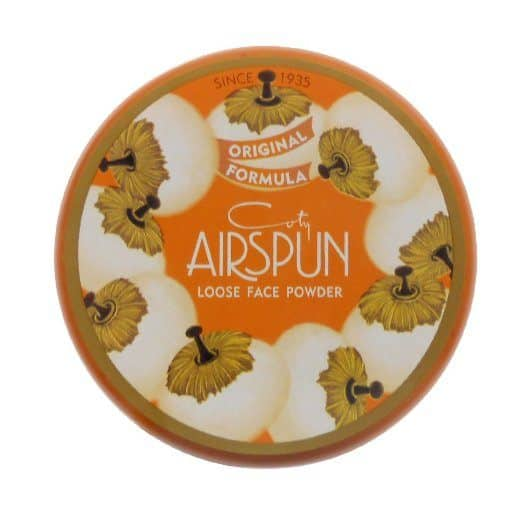 Best Powders for acne prone skin comparisions - ​Coty Airspun Face Powder