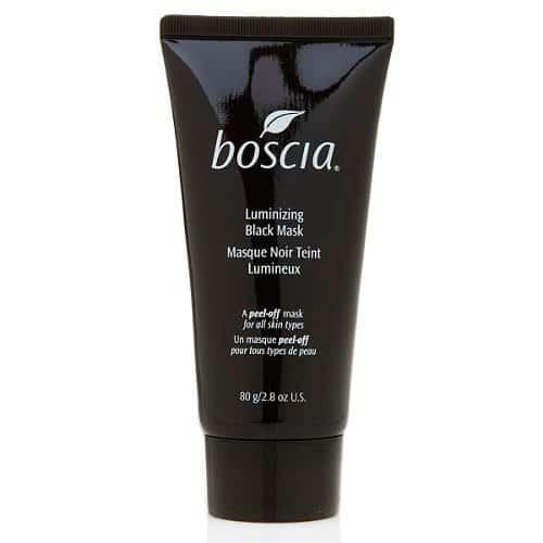 Best face mask for acne prone skin - Boscia Luminizing Black Mask