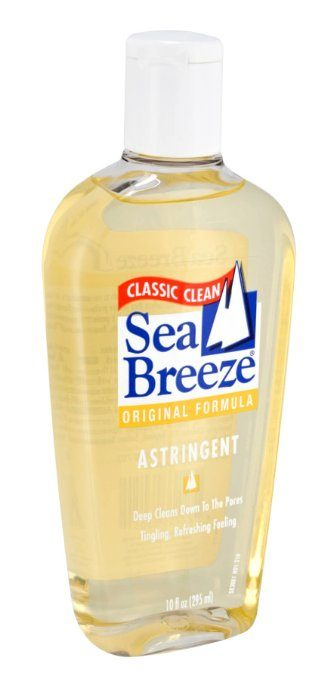 Best Astringent for Oily Skin  comparisions - Sea Breeze Actives Original Formula Astringent