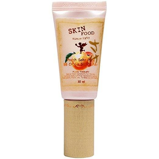Best BB Creams for Oily Skin comparisions - Peach Sake Pore BB Cream SPF20 PA+ by Skinfood