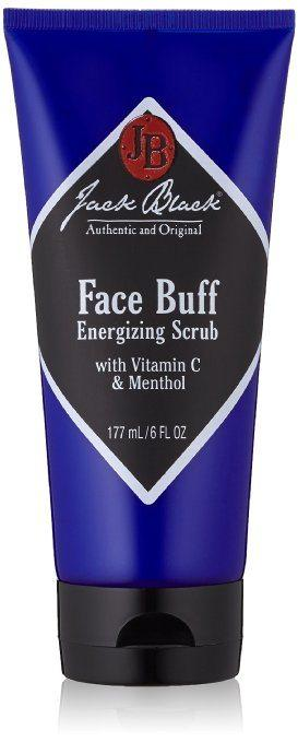 Best Exfoliator for Oily Skin review - Jack Black Face Buff Energizing Scrub