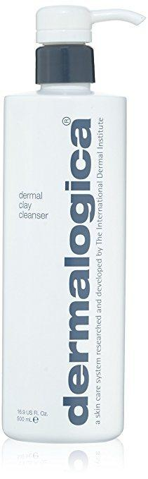 Best Face Wash for Oily Skin review - Dermalogica Dermal Clay Cleanser