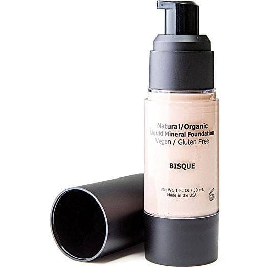 Top rated Foundation for Eczema - Shimarz Liquid Minerals Foundation