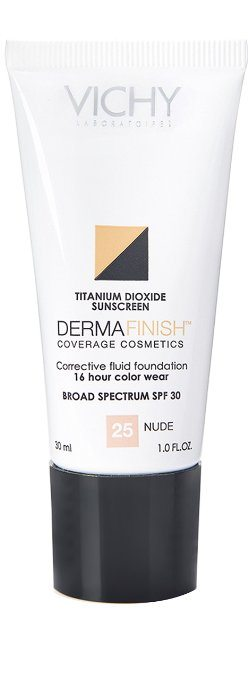 Top picks Foundation for Eczema - Dermafinish Corrective Fluid Liquid Foundation