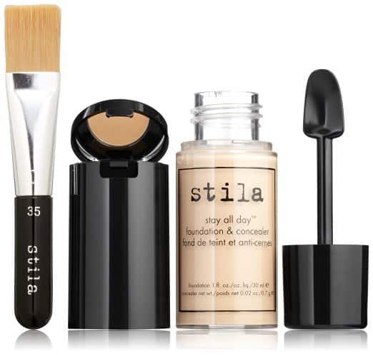 Best Foundation for Oily Skin review - Stila Stay All Day Foundation