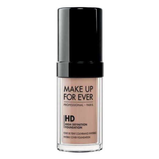 Best Foundation for Oily Skin comparisions - Make Up Forever HD Invisible Cover Foundation