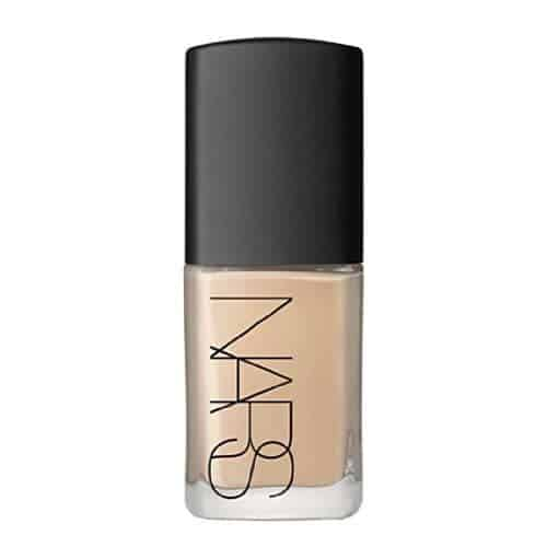 Best Foundation for Oily Skin comparisions - NARS Sheer Matte Foundation