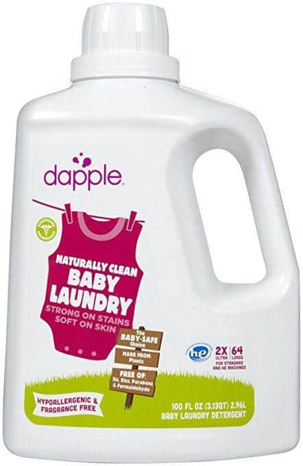 Top picks Laundry Detergent for Eczema - Dapple's Baby Laundry Detergent