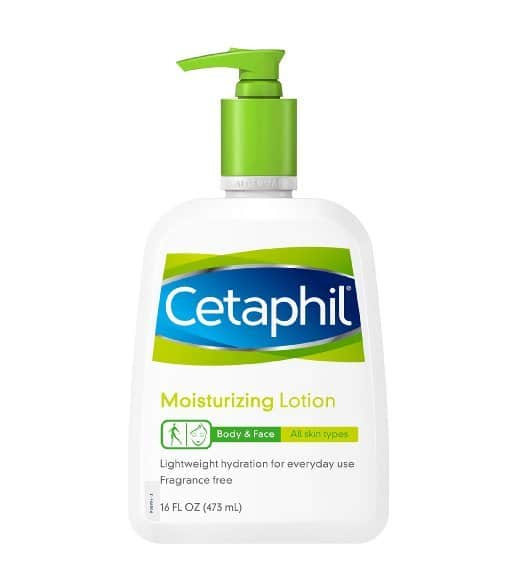 Best Lotion for Psoriasis review - Cetaphil's Moisturizing Lotion