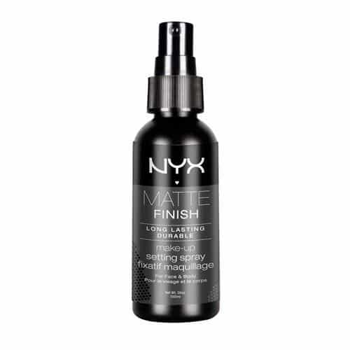 Best Makeup Setting Spray for Oily Skin - Makeup Setting Spray – Matte Finish by NYX