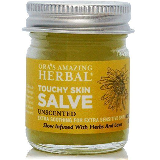Best Ointment for Eczema review - Ora's Amazing Herbal Touchy Skin Salve