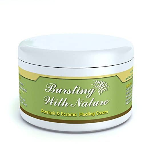 Top picks Ointment for Psoriasis - Psoriasis & Eczema Healing Cream by Bursting with Nature