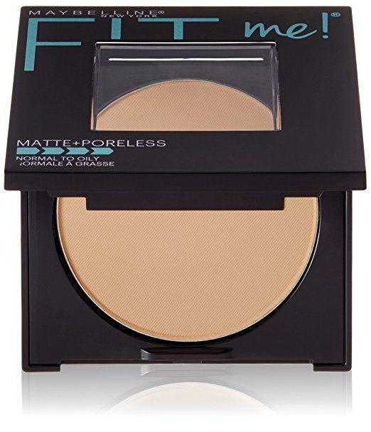 Best Powders for Oily Skin - Maybelline New York's Fit Me! Matte + Poreless