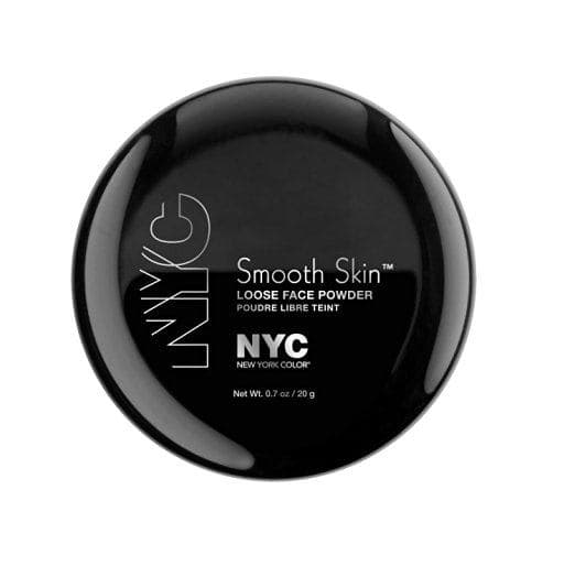 Top picks Powders for Oily Skin - Smooth Skin Loose Face Powder by NYC