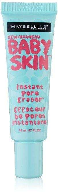 Best Primer for Oily Skin review - Baby Skin Instant Pore Eraser by Maybelline New York