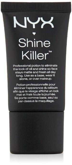 Top rated Primer for Oily Skin  - Shine Killer by NYX