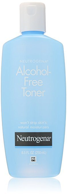 Top picks Products For Rosacea - Neutrogena Alcohol-free Toner