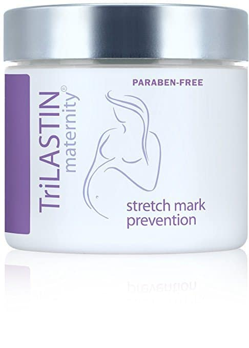 Best Stretch Mark Cream - TriLASTIN Maternity Stretch Mark Prevention Cream