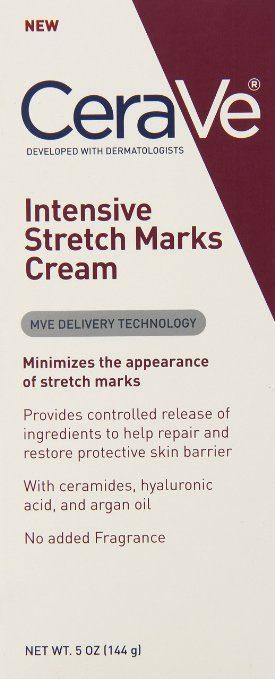 Best Stretch Mark Cream review - Cerave Intensive Stretch Marks Cream
