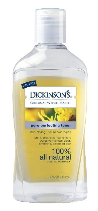 Best Toner for Oily Skin comparisions - Dickinson's Original Witch Hazel Pore Perfecting Toner