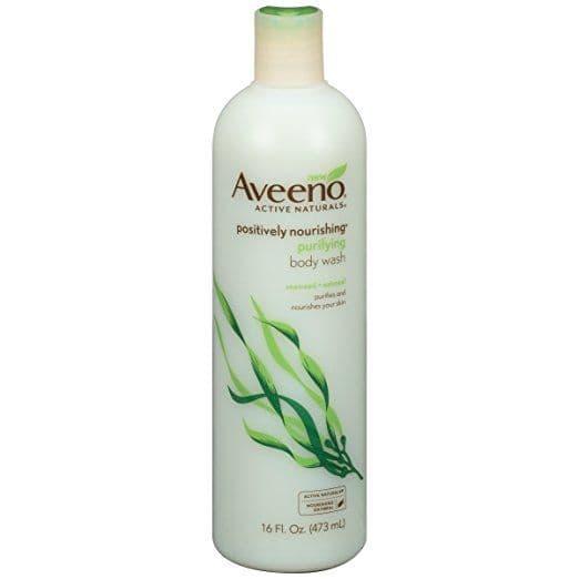 Body wash dry skin