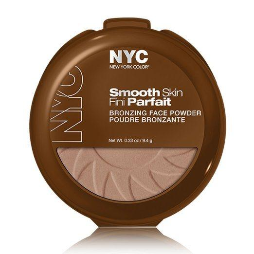 Best Bronzer for Oily Skin review - New York Color Smooth Skin Bronzer