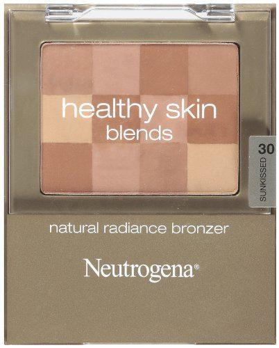 Best Bronzer for Oily Skin - Neutrogena Skin Blends Natural Radiance Bronzer