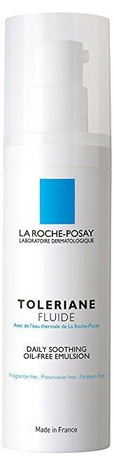 Top picks Face Lotion for Oily Skin - Toleriane Fluide Daily Soothing Oil-Free Emulsion by La Roche-Posay