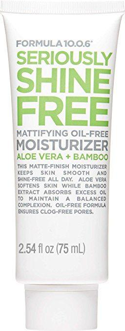 Best Face Lotion for Oily Skin - Oil-Free Moisturizer