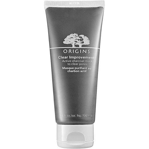 Best Face Mask for Oily Skin - Clear Improvement Active Charcoal Mask to Clear Pores by Origins