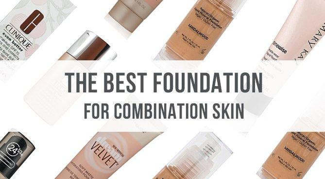 Image result for foundation for combination skin