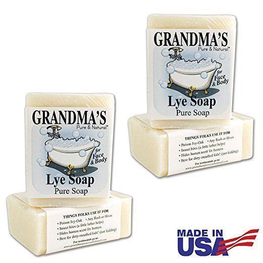 Grandma S Pure And Natural Lye Soap Reviews