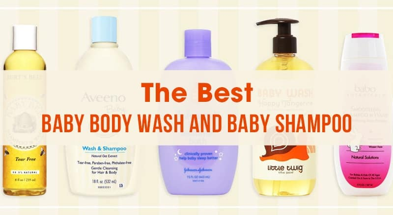 The Best Baby Body Wash and Shampoo – 2021 Reviews and Top Picks