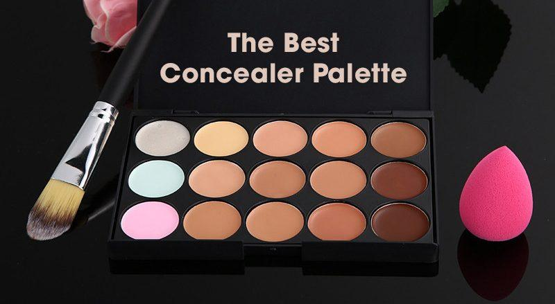 The Best Concealer Palette – 2021 Reviews and Top Picks