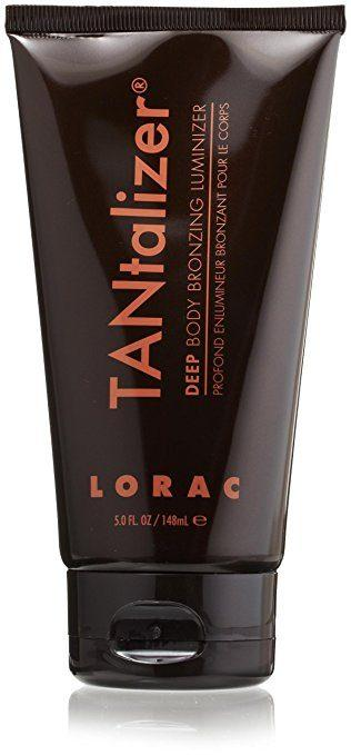 Best Body Bronzer - TANtalizer Body Bronzing Luminizer by LORAC