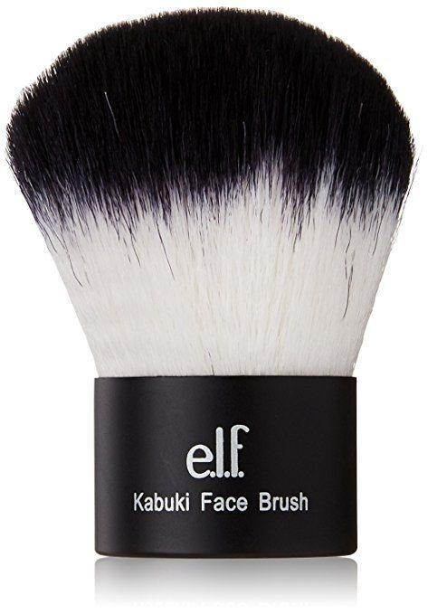 Best Bronzer Brush - Kabuki Face Brush by e.l.f.